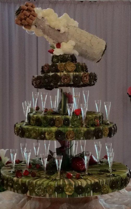 notre gâteau d'anniversaire  !