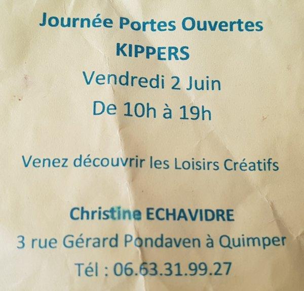Portes ouvertes  à Quimper