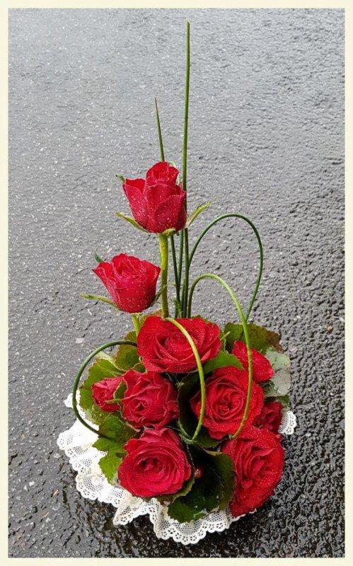 Avec les mêmes roses !