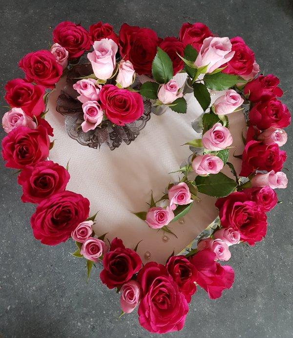 Ma participation au concours de l'atelier floral