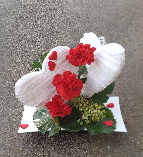cours le jour de la St valentin !