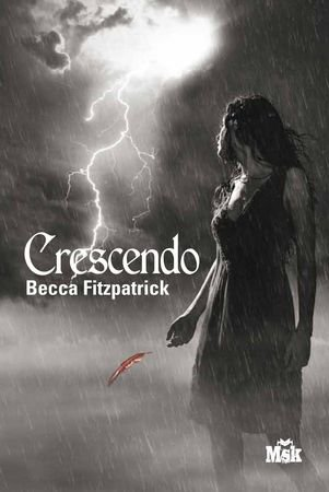 Hush, Hush, tome 2, Crescendo de Becca Fitzpatrick