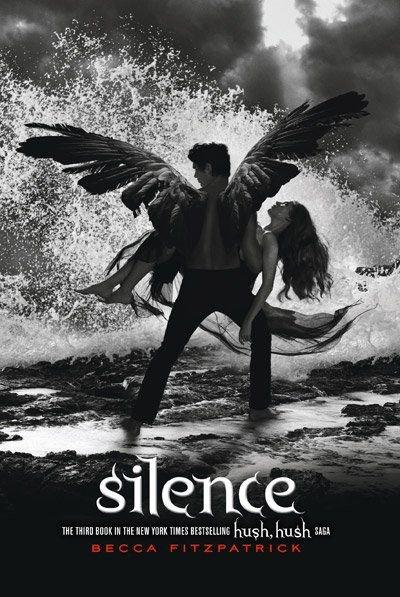 Hush, Hush, Tome 3, Silence de Becca Fitzpatrick