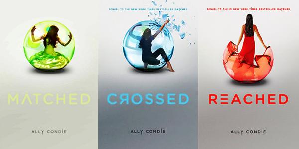 Les réponses de Ally Condie à vos questions !