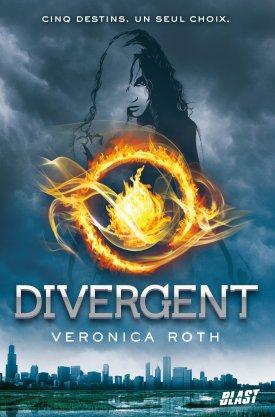 Divergente - Véronica Roth