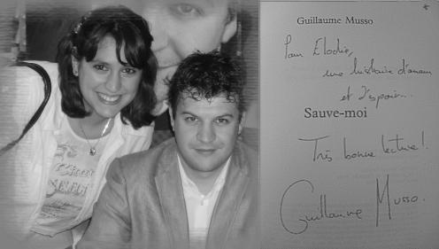mai 2008 - Rencontre avec Guillaume Musso