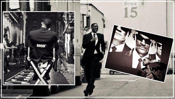 Le Will Smith du jour présente:Men in Black 3 et j'adooooooooore !!! Un cocktail d'humour, d'action et d'émotion !