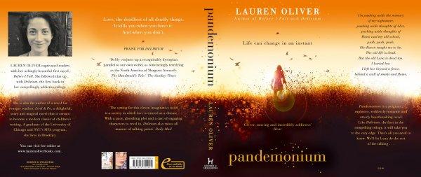 Lauren Oliver écrit: Délirium tome 2: Pandemonium