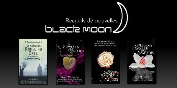 Moi qui croyais ne pas aimer les nouvelles, Black Moon m'a fait changé d'avis. Se sont des lectures agréables, une petite histoire par jour...