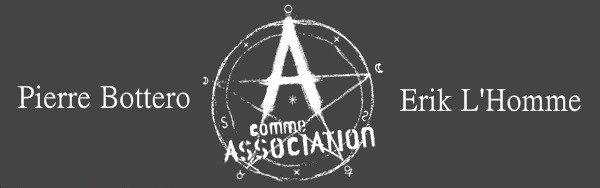A comme Association - Erik L'Homme & Pierre Bottero
