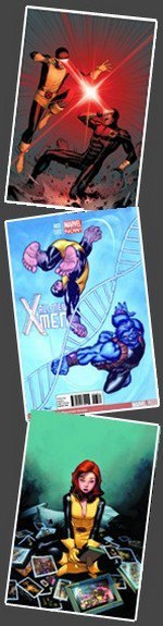 All New X-Men ■ 1 ■  X-Men d'hier