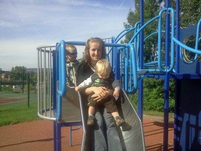 ma fille et ses 2 garcons