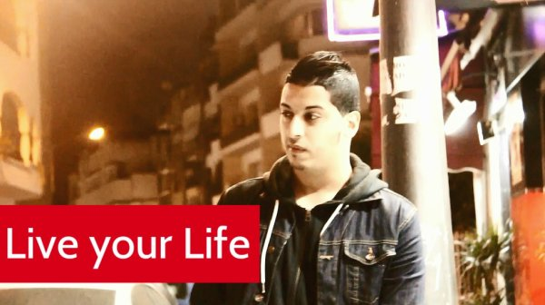 Alae Ghm - Live your Life