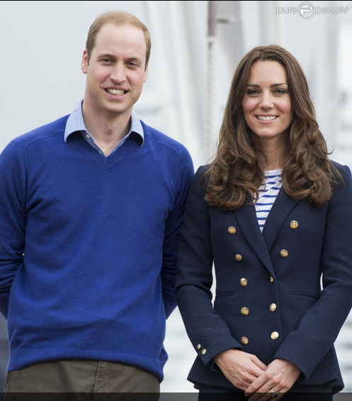 Kate Middleton : Sexy capitaine, elle chambre amoureusement William à Auckland