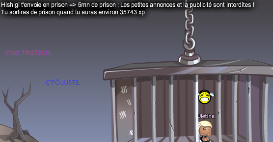 Prison #Kynsa11