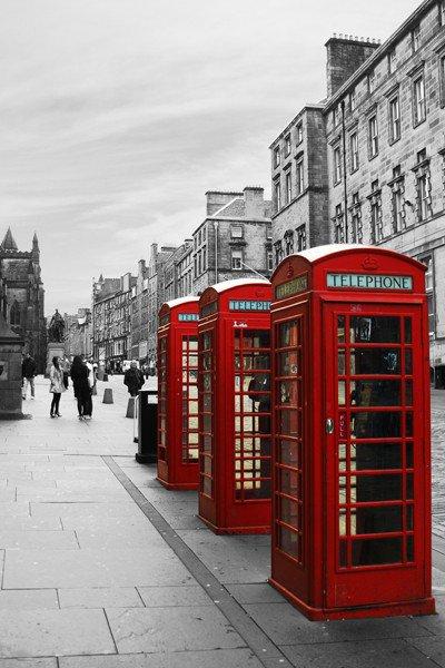 Commande n°4 : Londres
