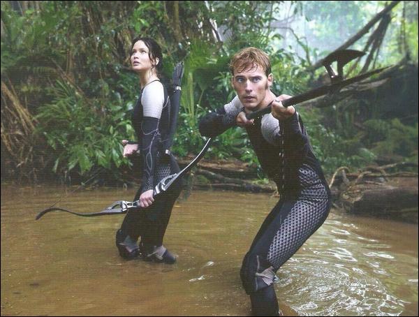 . Découvrez de nouveaux stills pour Hunger Games 2 : Catching Fire .