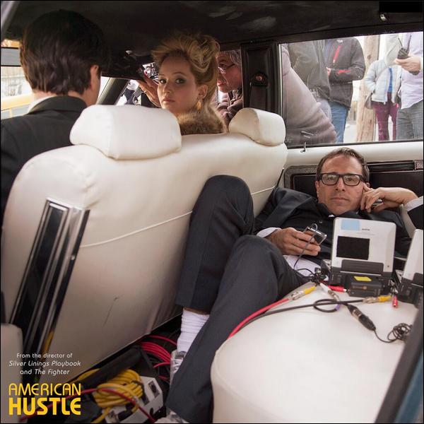 . Découvrez quelques photos de Jennifer dans les coulisses du shooting réalisé pour InStyle  .