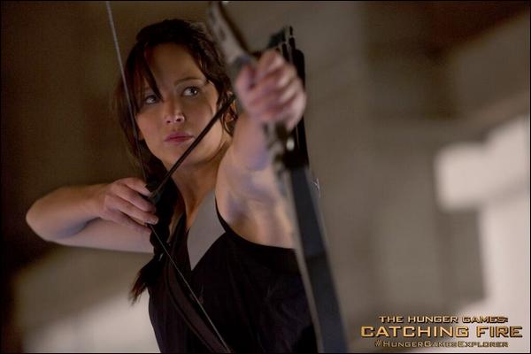. Un nouveau still pour Hunger Games 2 : Catching Fire est apparu .