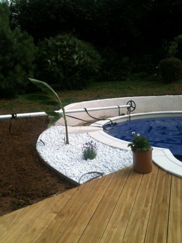 galets plage - construction de ma piscine