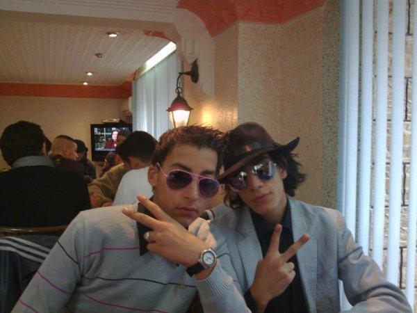 me and samir