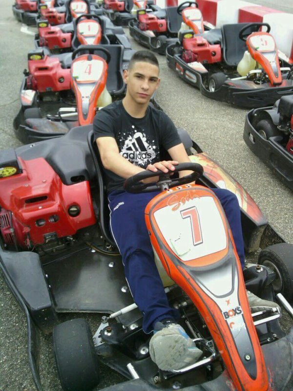au karting a beaucair :)