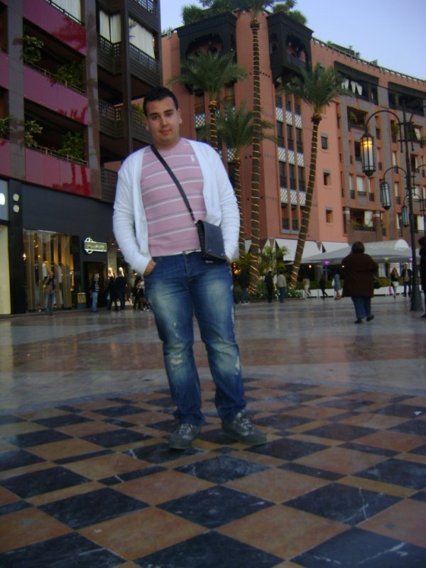 Place Gueliz
