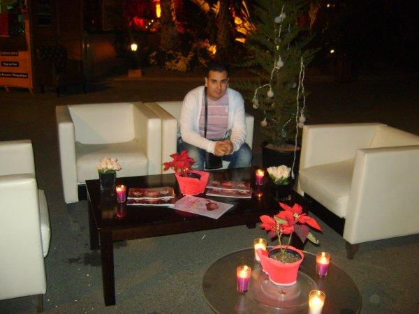 soirée a la marocaine