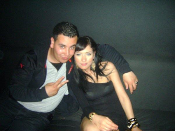 Moi et Jessyca