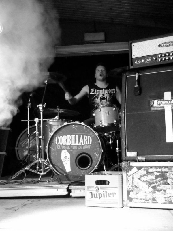 Corbillard, meilleur groupe. EVER!