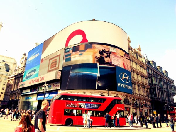 England 2013 - Piccadilly Circus