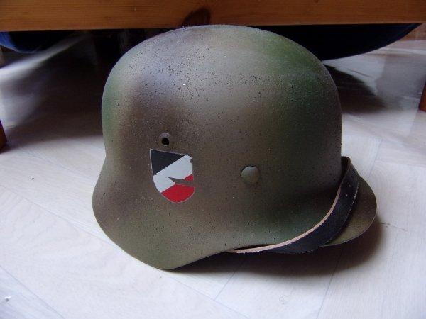 Repro de casque allemand Mod 35.