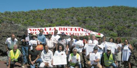 """Pour la sauvegarde du Patrimoine culturel de la Réunion! """"Proteger sans interdire"""""""