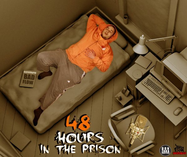 Bad Flow Maxi 48 Hours InThe Prison
