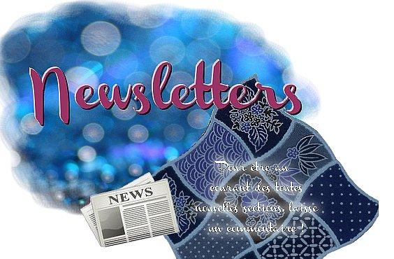 Sommaire et newsletters