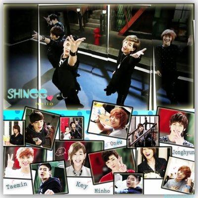 SHINee making of hello