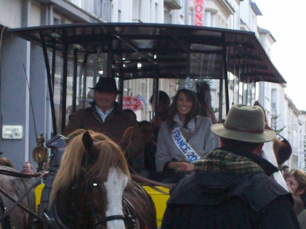 BREST SAMEDI 18/12 : MISS FRANCE