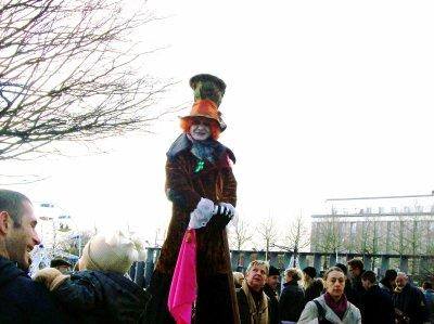 BREST : MARCHE DE NOEL
