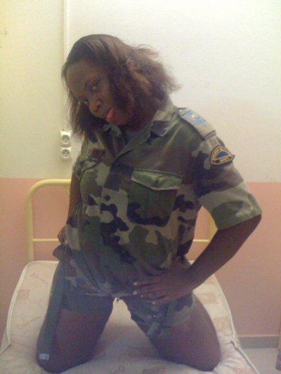 petit bordel quand j'étais à l'armé