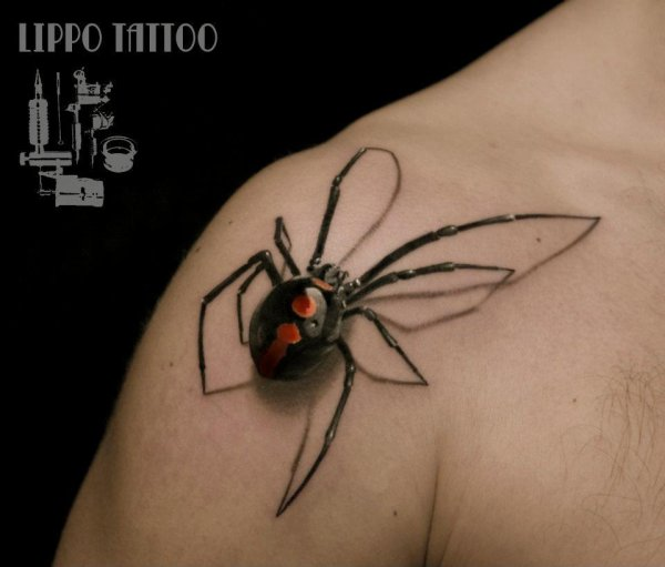 Lippo Tattoo
