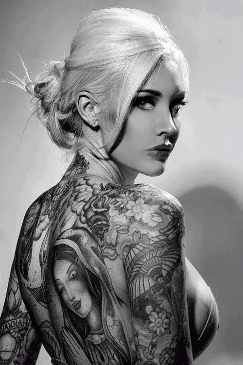Modele (Sabina Kelley)