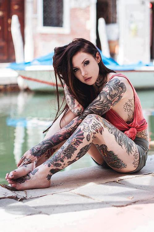 Modele (Gogo Blackwater)
