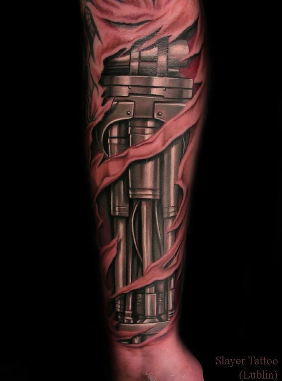 slayer tattoo - strangebodyart