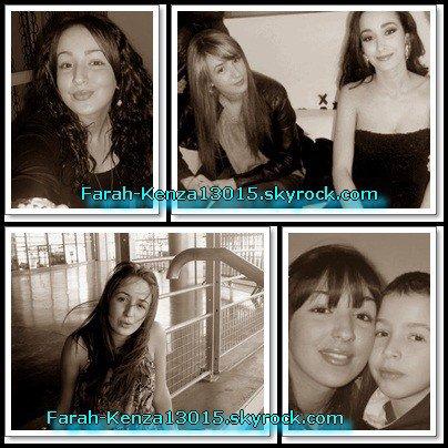 Hanna la petite soeur de Farah