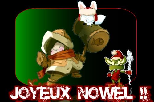 JOYEUX NOWEL (ou presque)