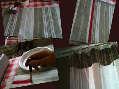 Le tissu que je voulais !