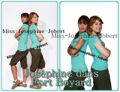 FORT BOYARD avec Josie (le 11 juillet 2009) !!! <3