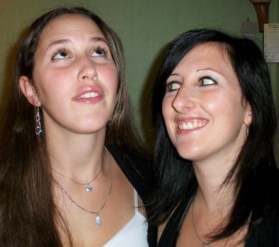 Ma grande soeur et moi !