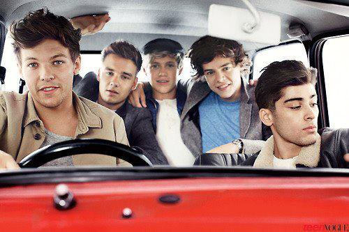 I don't know perfect, but I know them...♥ 1D