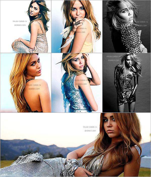 08 fevrier 2011 : Une journée chargée pour Miley .